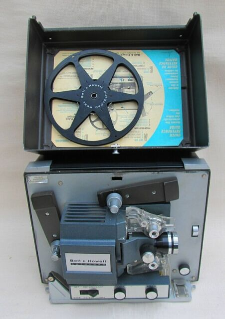 Bell & Howell Autoload Super 8 Movie Projector