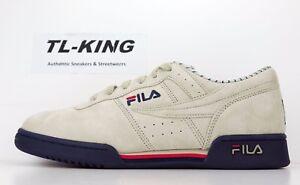 Fila-Original-Fitness-PS-Cream-Navy-Red-Beige-Blue-Pinstrip-1VF80127-922-70-AG