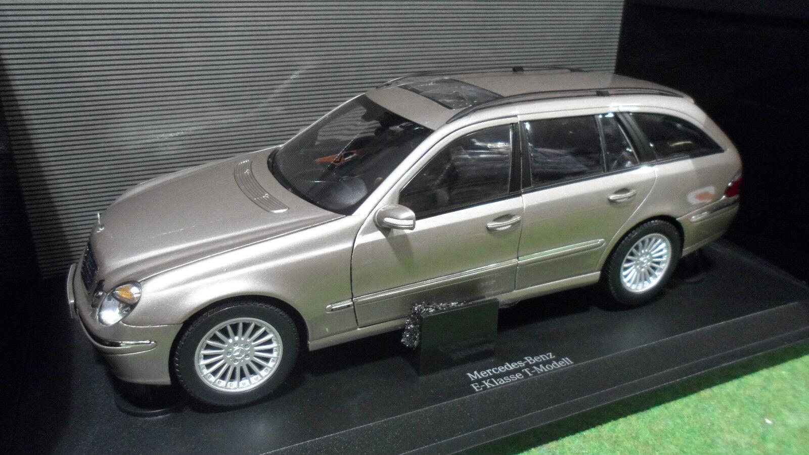 MERCEDES BENZ E-KLASSE T-MODELL CLASS au 1 18 KYOSHO B66962188 voiture miniature