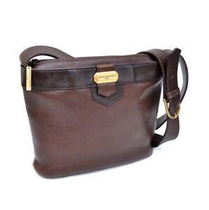 Pierre Balmain Leather Crossbody Bag