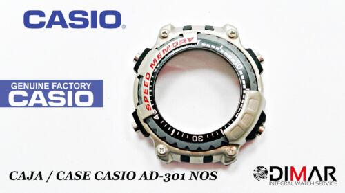 VINTAGE CASE//CAJA  CASIO AD-301 NOS