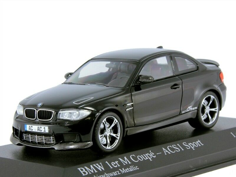 BMW 1er M Coupe ACS1 SPORT COUPE COUPE COUPE 2012 1 43 Minichamps 1c51aa