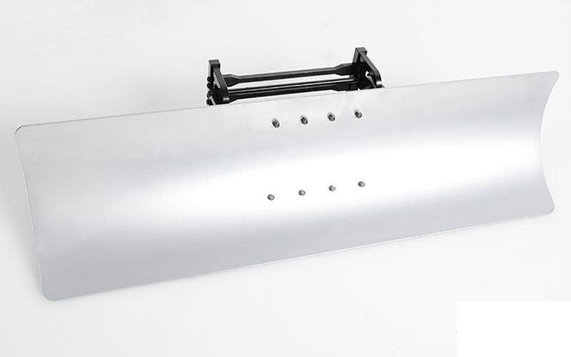 RC4WD XL Blade Snow Plow Z-X0019 Traxxas Revo Summit Aluminio Arado de juguete