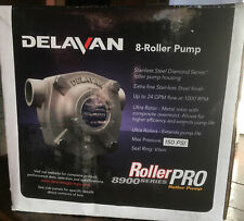 Delavan Pump 8900dss Sprayer 8 Roller 304 Ss Pto Driven Up To 24 Gpm 150 Gpm