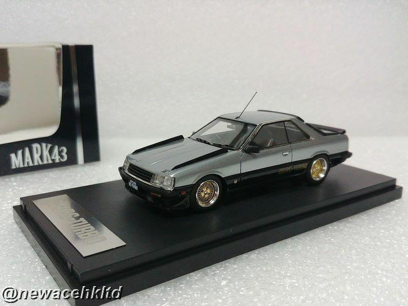 edición limitada Nissan Skyline Hard Top RS-TURBO (KDR (KDR (KDR 30) versión personalizada Mark 43 1 43  PM4380CSK  a la venta
