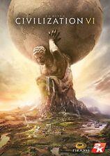 Sid Meier's Civilization VI PC & Mac [Steam Key] (CIV 6) NO DISC or Box