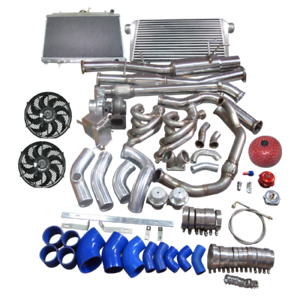 T76-Turbo-Intercooler-Radiator-Catback-Kit-For-NISSAN-S13-S14-LS1-LS-Engine
