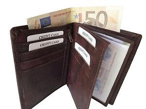 Hombre-Caja-de-Tarjeta-Cuero-Funda-para-credito-Bolsa-tarjetero-Estuche-152