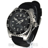 Seiko Kinetic Pro Divers 200m Rubber Watch Ska371p2 - Rrp £295