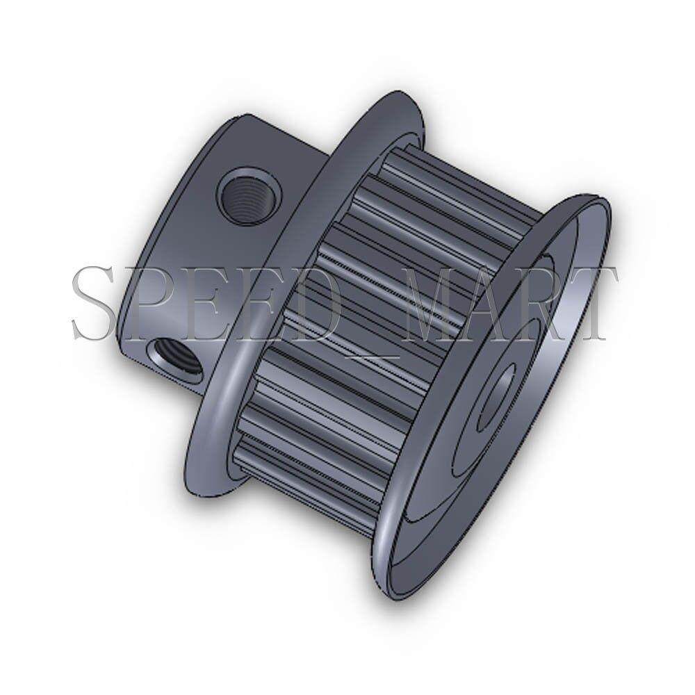 2pcs XL XL16 Timing Pulleys 16 Tooth 10mm Bore /& 110XL Belt for Stepper Motor