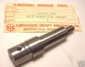 KAWASAKI H1 500 69-72 NOS Distributor Shaft