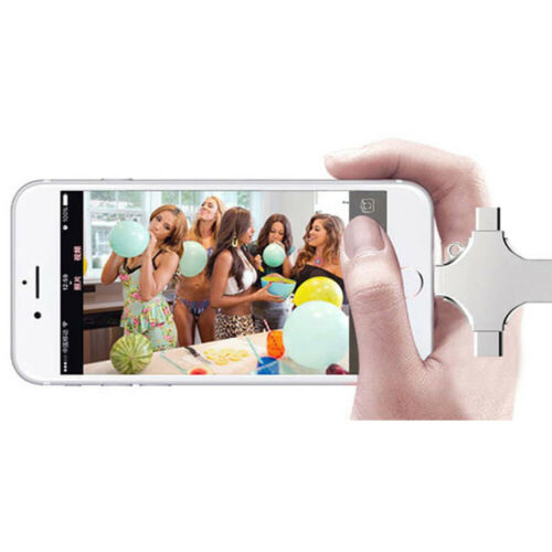 Type-C Pendrive USB Flash U Drive 512GB 8GB Memory Stick For iPhone Android PC