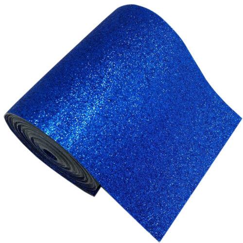 Fine Glitter Fabric Wall Trim Bling Card Making Bows Cloth Dress Bags Deco