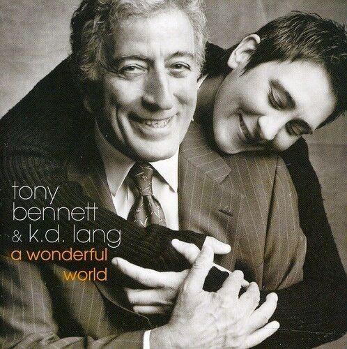 1 of 1 - Tony Bennett - Wonderful World [New CD]