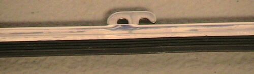 "1928-1948 Model A Ford Ratrod Streetrod Windshield Wiper Blades 7.5/"".1 Pair 2"