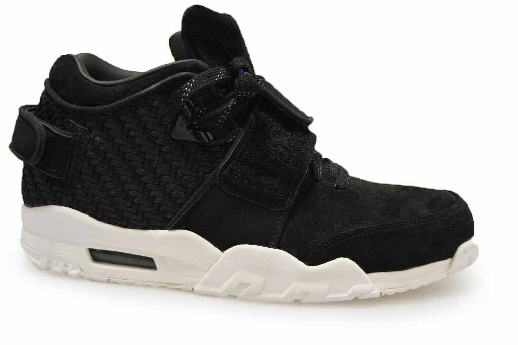 men Nike Air Tr. V. Cruz - 777535004 - shoes da Ginnastica Bianche Nere
