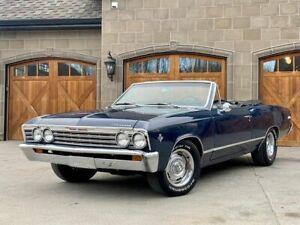 1967 Chevrolet Chevelle NO RESERVE