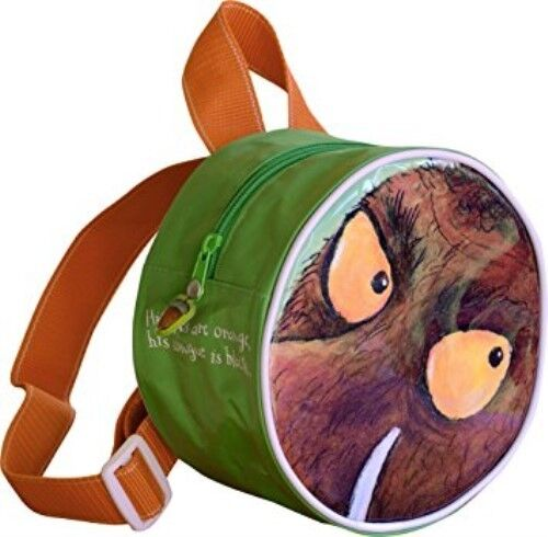 BNWTS New Small Round Gruffalo Backpack Rucksack Bag
