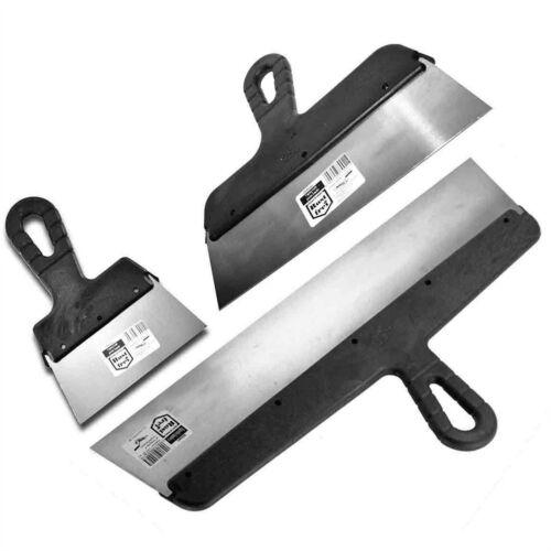 3 PZ-CARTONGESSO taping riempimento Coltello coltelli GESSATURA Spatola Raschietto Set