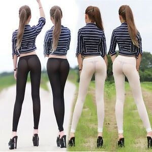 Teens in sexy leggings