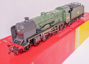 Hornby-R3154-OO-Gauge-Patriot-Class-4-6-0-Loco-45539-039-EC-Trench-039-BR-late-gr