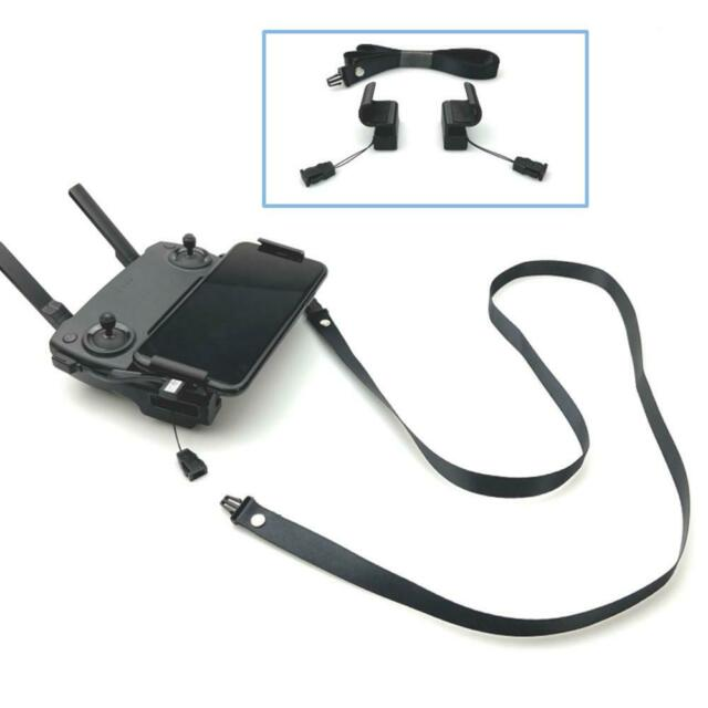Display Screen Pad Expand Holder Clamp & Neck Strap For