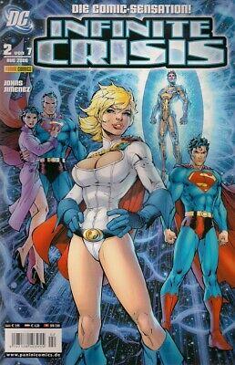 Obligatorisch Infinite Crisis 2 äSthetisches Aussehen Comics Serien
