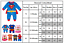 Infant-Baby-Boys-Girls-Superhero-Costume-Romper-Playsuit-Jumpsuit-Outfit-Clothes thumbnail 2
