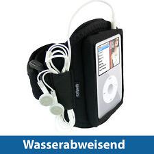 Schwarz Sport Armband für Apple iPod Classic 80/120/160gb Jogging Fitness Tasche