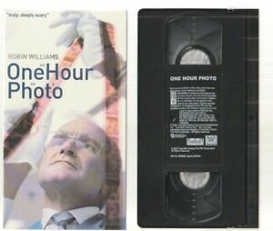 ONE-HOUR-PHOTO-Horror-VHS-video-Movie-Gore-Cult-Slasher-Sex-ROBIN-WILLIAMS