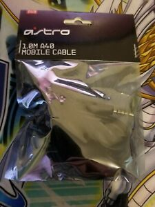 ASTRO-A40-1-0M-Inline-Mute-Cable-OEM-2013-Edition-Factory-Sealed