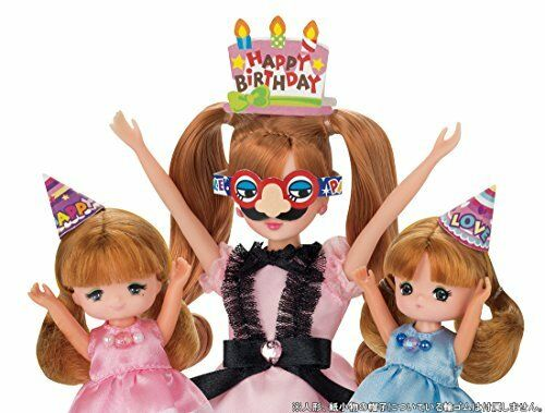Takara Tomy Licca Doll LG-11 Party Time Tea Hors d/'oeuvre Set Rika-chan