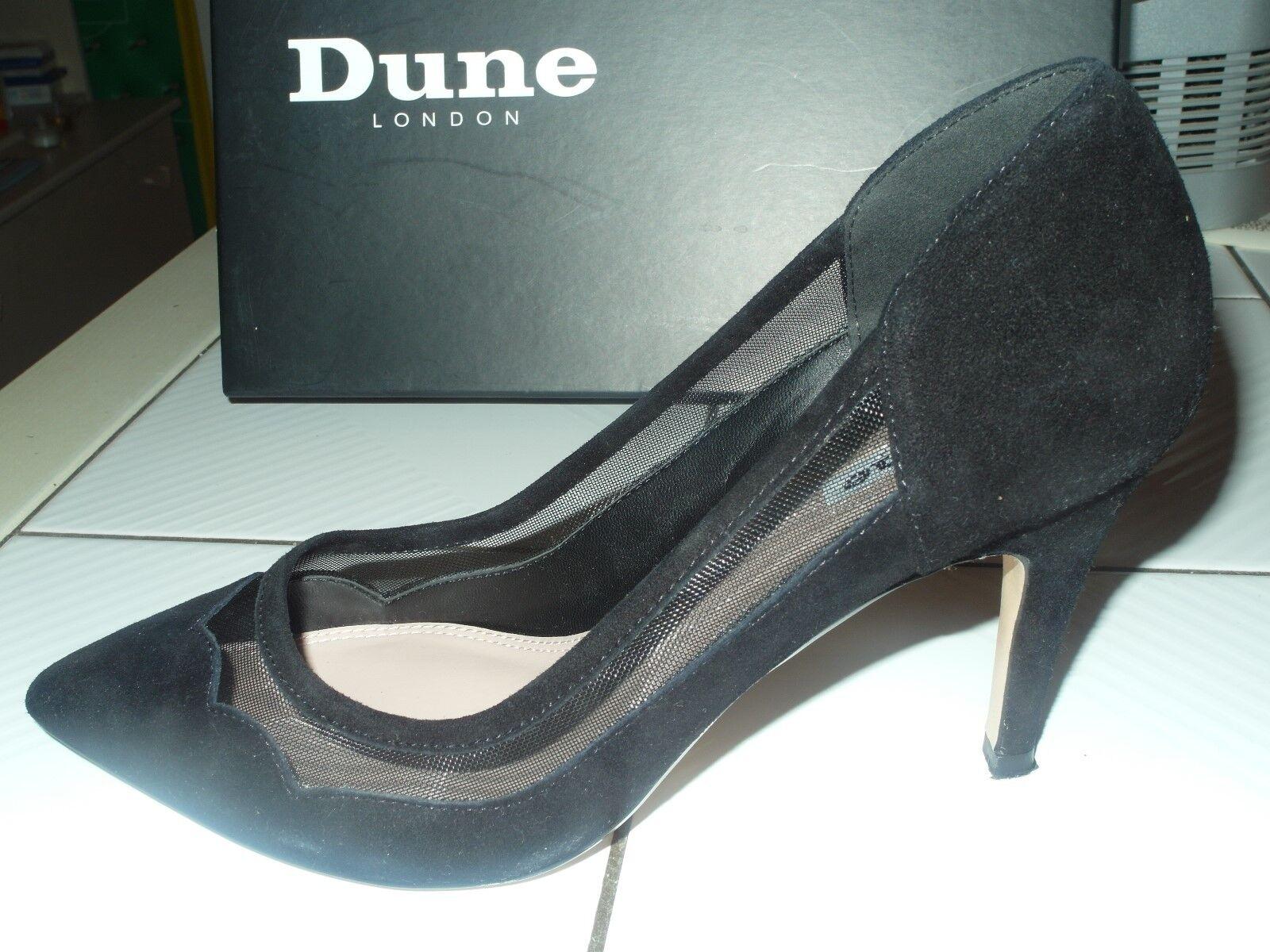 Pumps, Fa.: Dune London, schwarz, Größe 38, Abmessung normal, Zustand