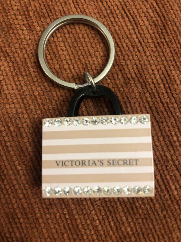 Tireless Victoria's Secret Shopping Bag Charm Pink Keychain Key Chain Vintage Latest Technology