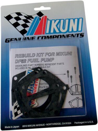 Mikuni Fuel Pump Rebuild Kit MKDF62 Pump #MK-DF62