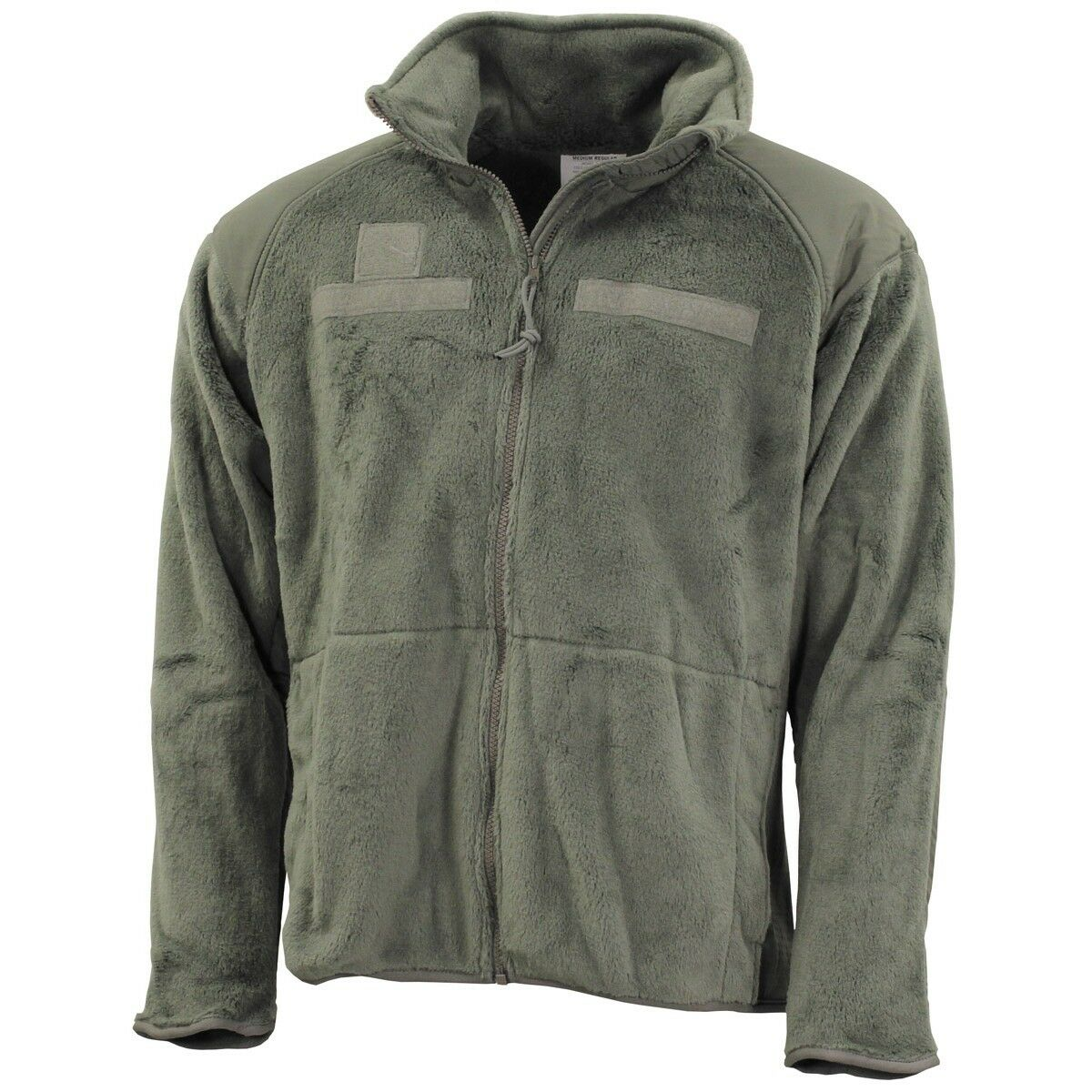 US Army Gen Gen Army III Level 3 Polartec in pile Giacca UCP FOLIAGE verde MR MEDIUM REGULAR 11aa48