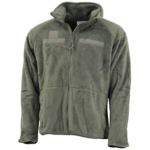 Travailleur Us Army Gen Iii Level 3 Polartec Fleece Veste Fonction Lettre Green Xlarge Regular-afficher Le Titre D'origine Saveur Pure Et Douce