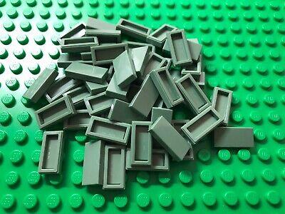 1x2 dunkelgrün green tile Kacheln LEGO ® 50x Fliesen 3069 Fliese