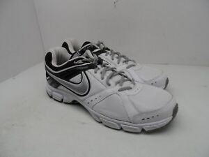3fff27775642 Nike Men s Downshifter 4 Athletic Running Shoes Black White Grey ...