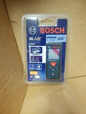 Bosch Blaze Glm 30 100ft Laser Measure New