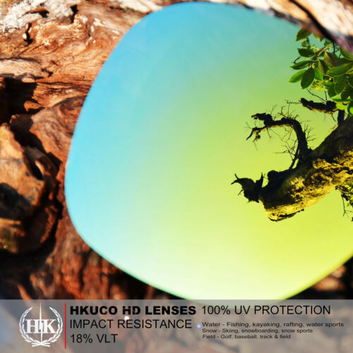 Fisch fs HKUCO Polarized Replacement Lenses For Costa Del Mar lenses