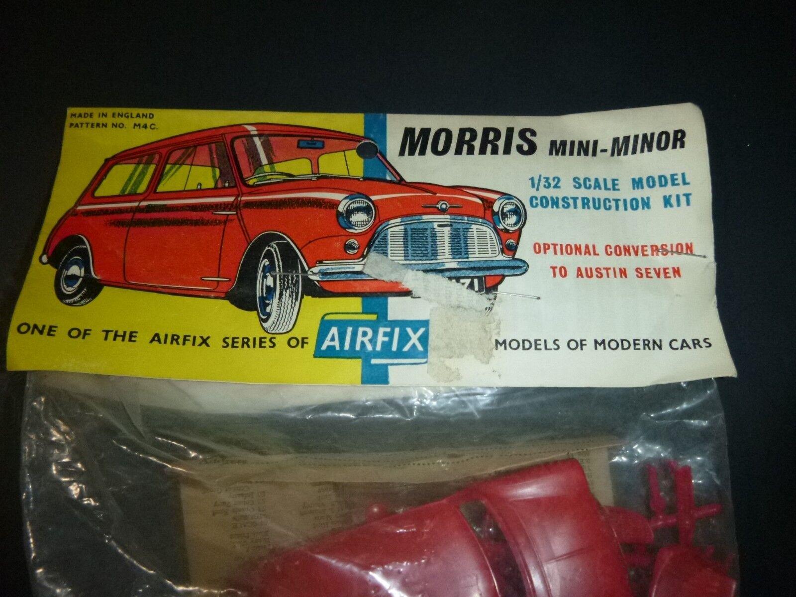 Airfix M4C Morris Minor Mini 1/32 Kit Vettura Mountain