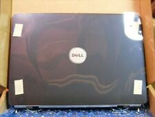 NEW DELL INSPIRON 1525 LCD TOP COVER FRONT & REAR COVER WITH HING+RAILKIT 0RU676