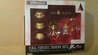 Final Fantasy Mini Aerith Trading Arts Kai Mini Figure Brand Uk Seller