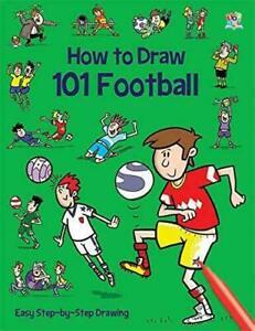 How-To-Draw-101-Football-Tout-Neuf-Livraison-Gratuite-Ru