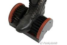 Heavy Duty Outdoor Boot Shoe Trainer Cleaner Door Step Brush Scraper Clean Mud