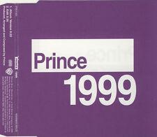 PRINCE1999 Promo 2-track jewel caseMAXI CD  Warner Bros. Records – PR01160