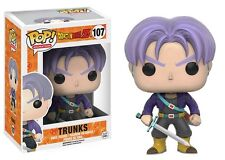 Funko POP! Animation Dragon Ball Z Trunks Action Figure