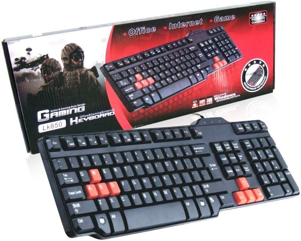 Wired Gaming Keyboard LK850
