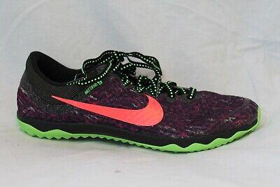 Nike Rival XC Women's Cross Country Track Spikes Purple Leopard MSRP $65 NEW | eBay